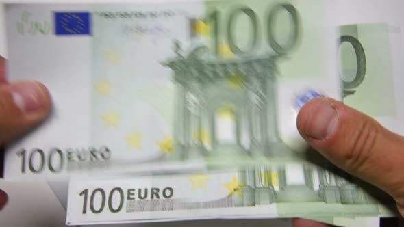 Thumbnail for Euro 100 € Money Show Count