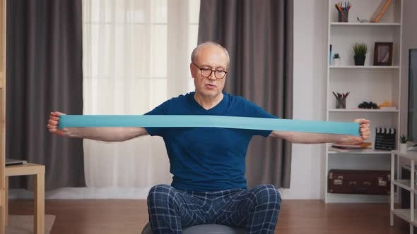 Thumbnail for Training on Balance Ball