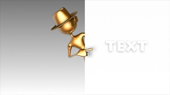 Thumbnail for Gold Man - Billboard Show 5