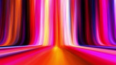 Energy Lights Stage