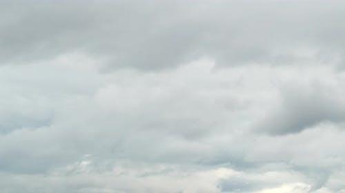 Timelapse of Storm Cloud