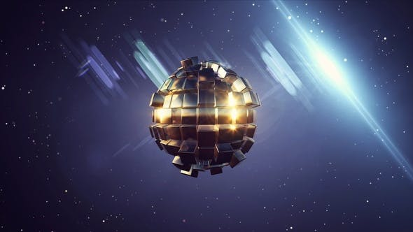 Thumbnail for Space Disco Ball