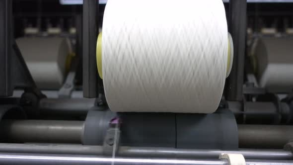 Thumbnail for Yarn Textile Factory Scene