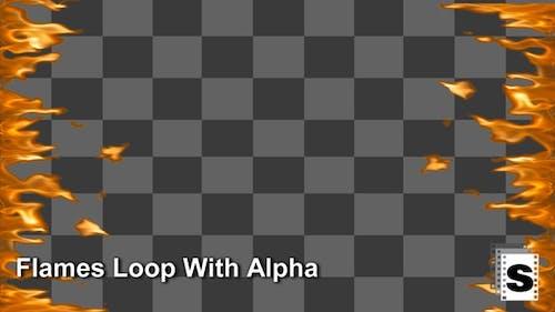 Flames Loop 1