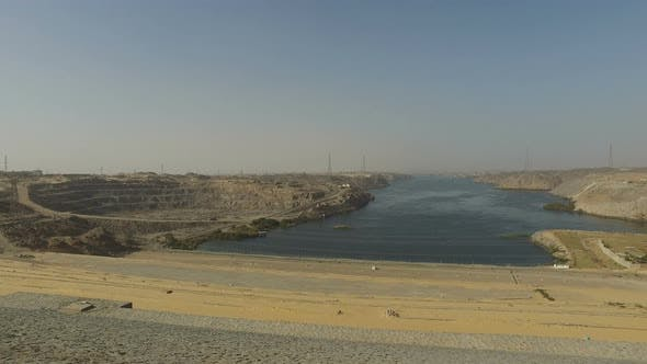 Thumbnail for Power plant of the Aswan High Dam