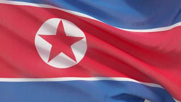 Cover Image for The Flag of North Korea