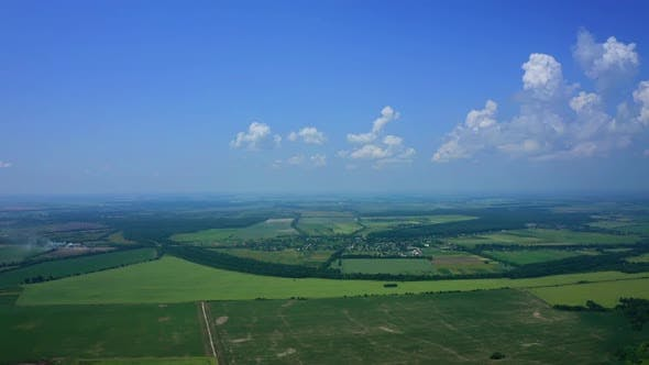 Thumbnail for Aerial View Nature Of The Ukrainian Lands