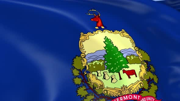 Thumbnail for Vermont State Flag