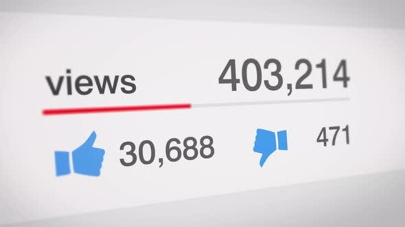 Thumbnail for Social Media View Counter