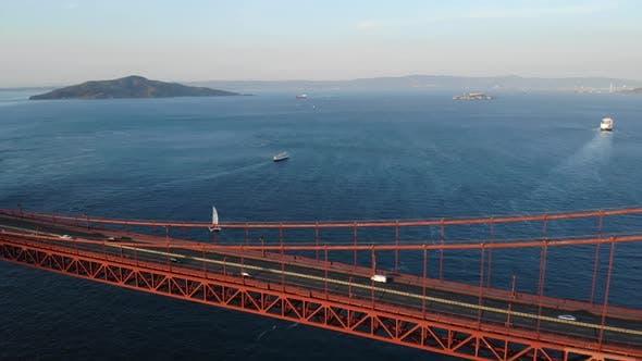 Thumbnail for Golden Gate Bridge Aerial