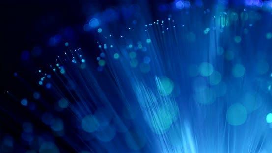 Thumbnail for Blaue optische Faser