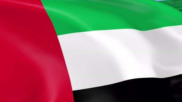 Thumbnail for United Arab Emirates Flag