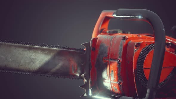 Thumbnail for Small Professional Chain Saw