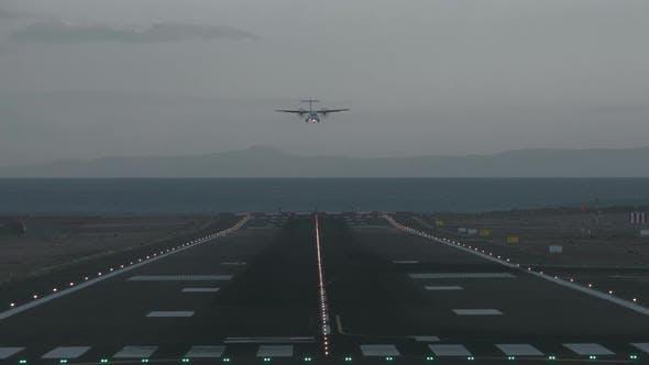Landing at Dawn
