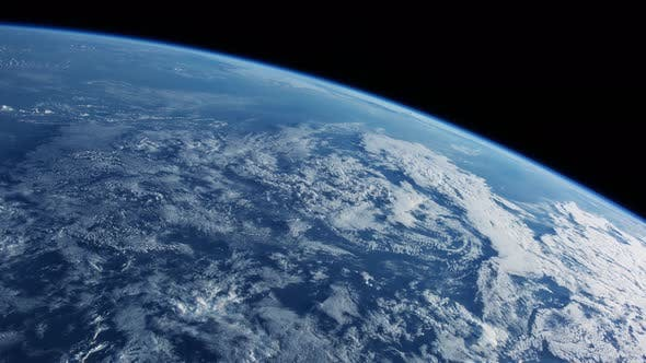 Thumbnail for Planet Earth seen from Space