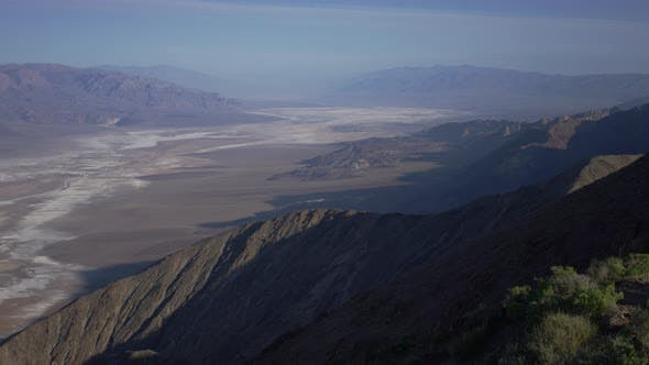 Thumbnail for Hills surrounding the Badwater Basin