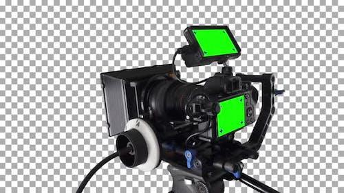 Filmmaking Cinema Camera Rig