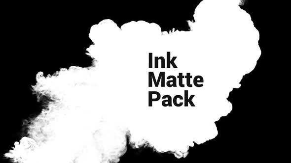 Thumbnail for Ink Mattes and Overlays Pack