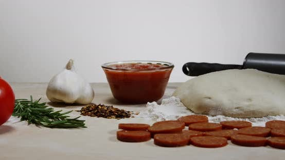 Thumbnail for Ingredients for Italian Food 28b