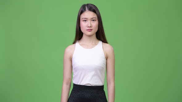 Thumbnail for Young Beautiful Asian Businesswoman
