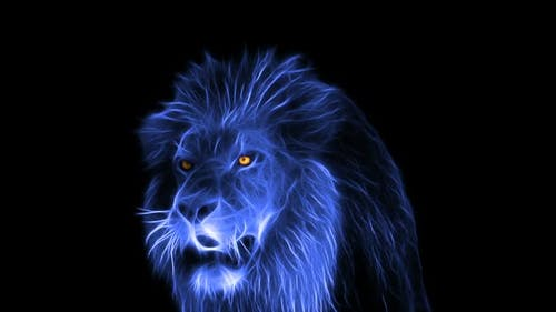 Lion Ghost