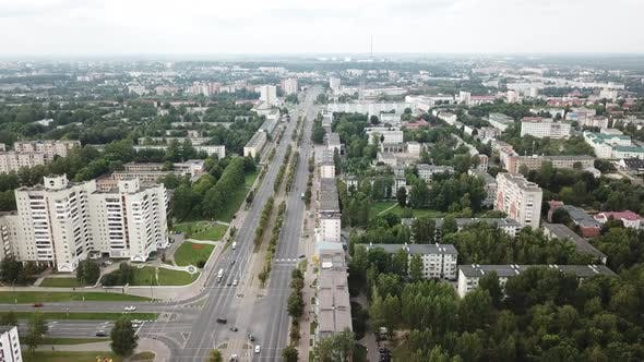 Thumbnail for Moscow Avenue In The City Of Vitebsk 18
