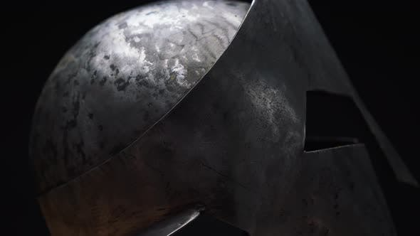 Thumbnail for Ancient Iron Greek Helmet.