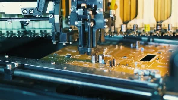 Thumbnail for Manufacture of Printed Circuit Boards. Original Sound.