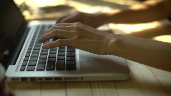 Thumbnail for Using Laptop