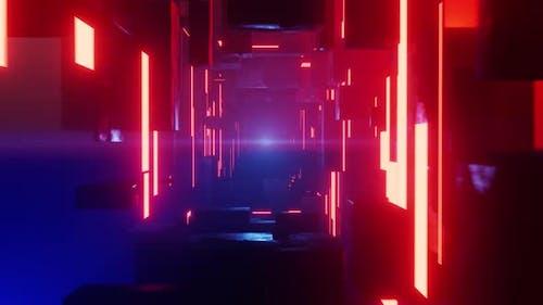 Box Sci-Fi 4K 30 FPS Looped