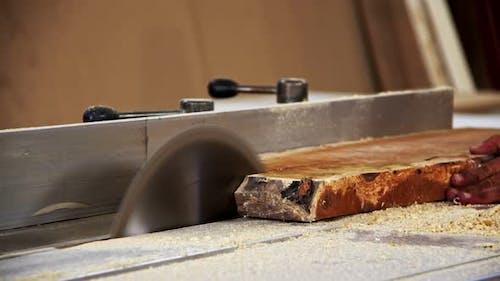 Cutting Woods In Carpenter 3