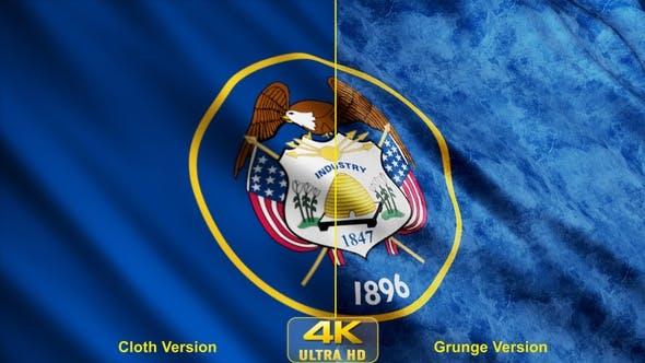 Thumbnail for Utah State Flags
