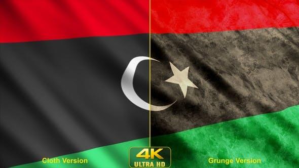 Thumbnail for Libya Flags