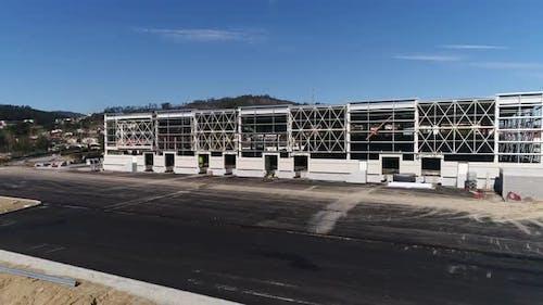 Industrial Park Construction
