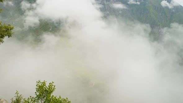 Thumbnail for Machu Picchu in the Clouds