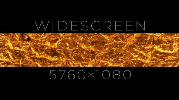 Thumbnail for Gold Water Widescreen