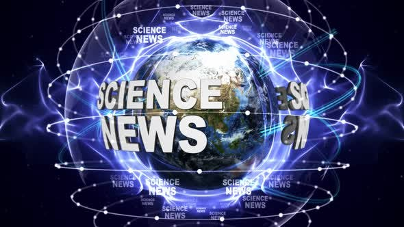 Thumbnail for Science News Loopable