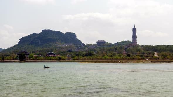 Thumbnail for Bai Dinh Pagoda Landscape in Ninh Binh, Vietnam