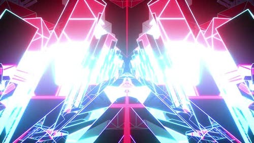 Cyberpunk Background 1