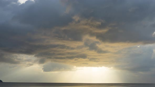 Thumbnail for Afternoon Sky Landscape at Phuket
