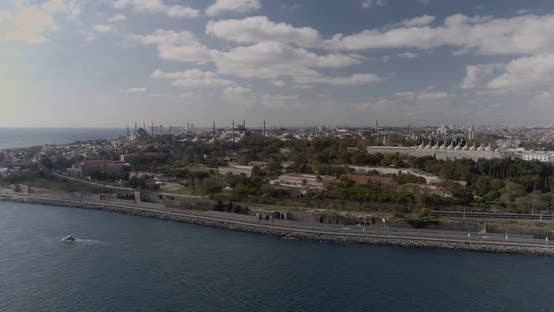 Thumbnail for Istanbul Bosphorus Topkapi Palace And Ferry