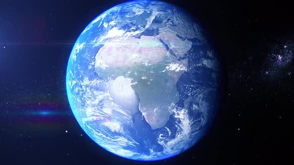 Thumbnail for Realistic Earth Zoom Gulf Of Mexico