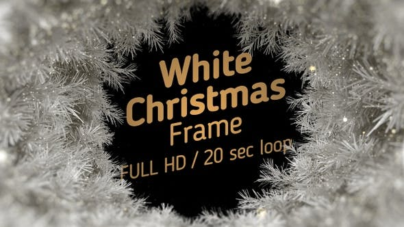 Thumbnail for White Christmas Frame
