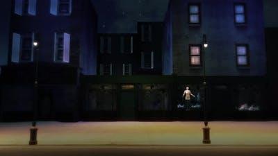 Horror Shop Old Tv