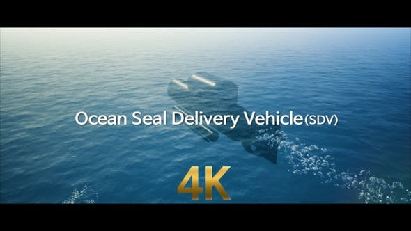 Thumbnail for Ocean Seal Delivery Vehicle(Sdv)