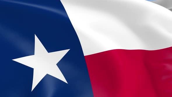 Thumbnail for Texas State Flag