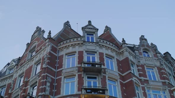 Thumbnail for Close up of Hotel De L'Europe