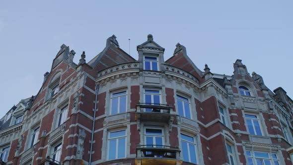 Thumbnail for Nahaufnahme des Hotel De L'Europe