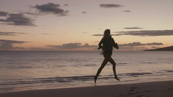Cover Image for Running On TheBeach