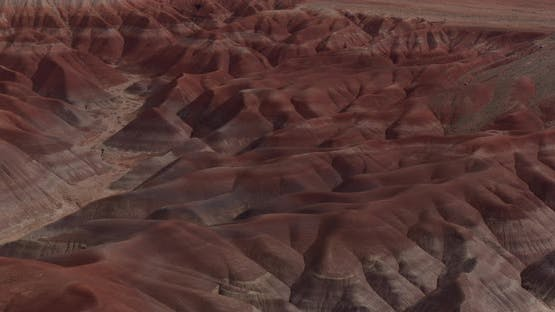 Incredible views of the Little Painted Desert
